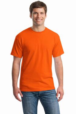 Orange Tee Front