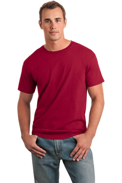 Cardinal Red T-Shirt Model Front