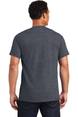Dark Heather TeeShirt Back