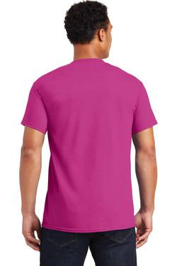 Heliconia TeeShirt Back