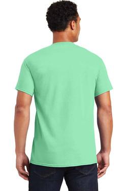 Mint Green TeeShirt Back
