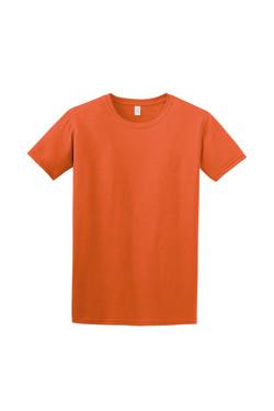 Orange T-Shirt Front