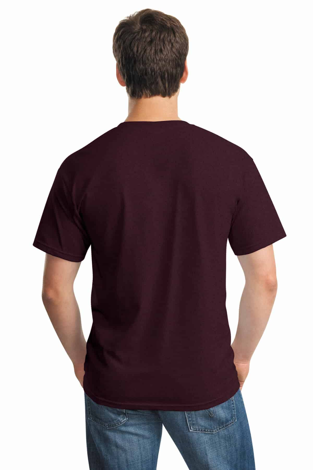 Russet Tee Back