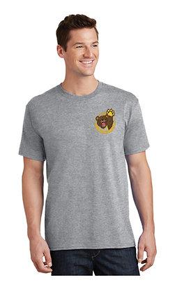 THS Athletic Bear Short Sleeve T-Shirt