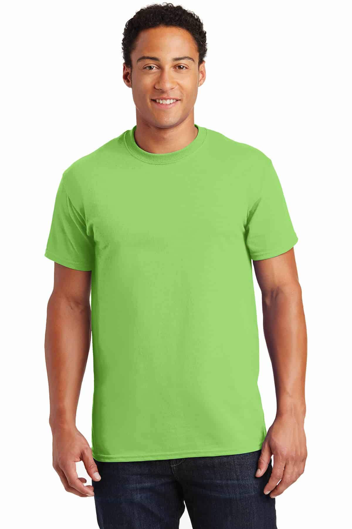 Lime TeeShirt Front