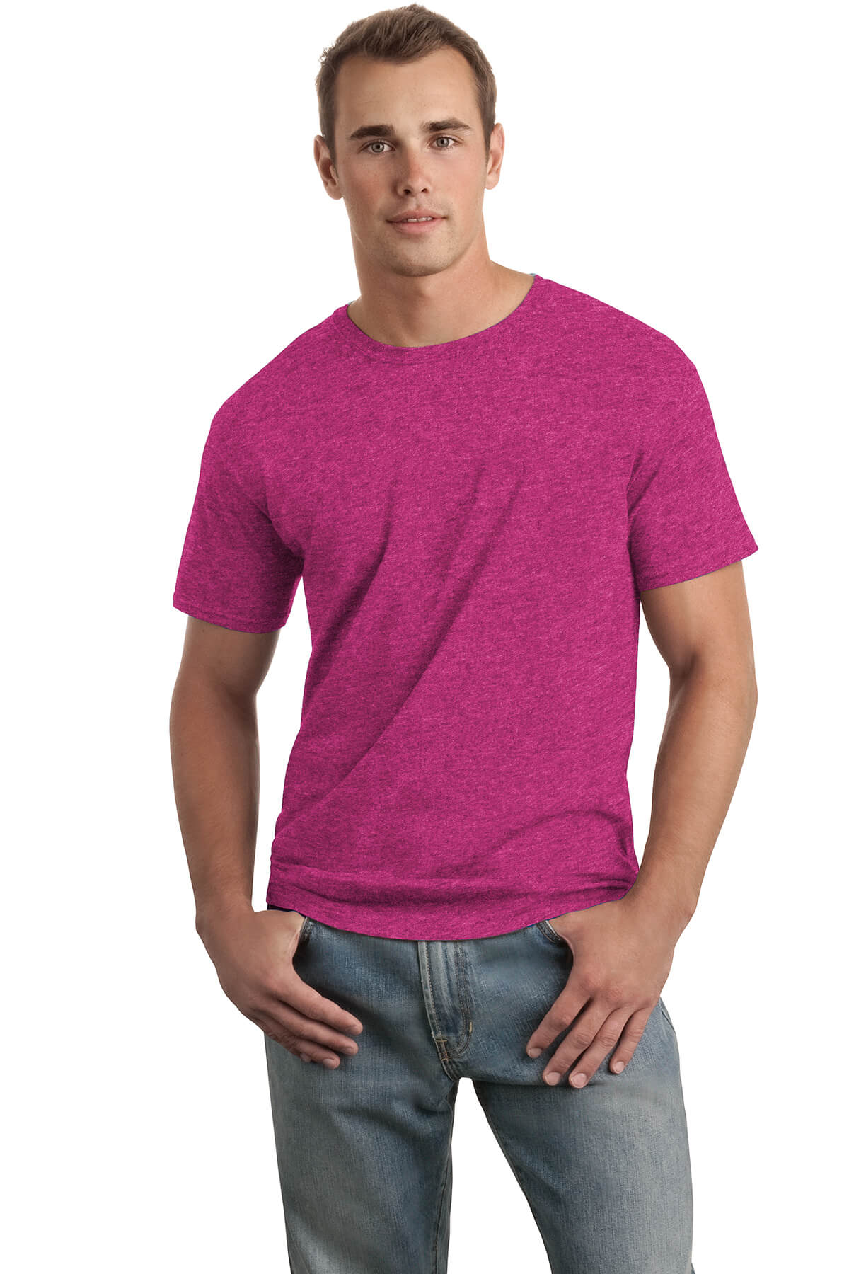 Heliconia T-Shirt Model Front