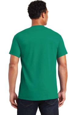 Kelly Green TeeShirt Back