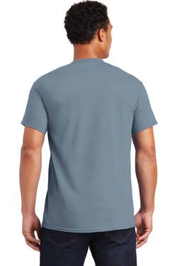 Stone Blue Teeshirt Back