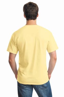 Yellow Haze Tee Back