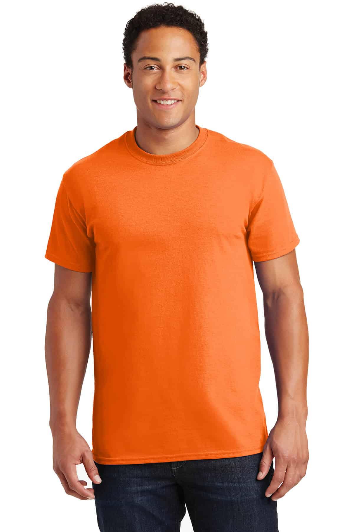 Southern Orange Teeshirt Front