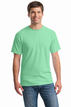 Mint Green Tee Front