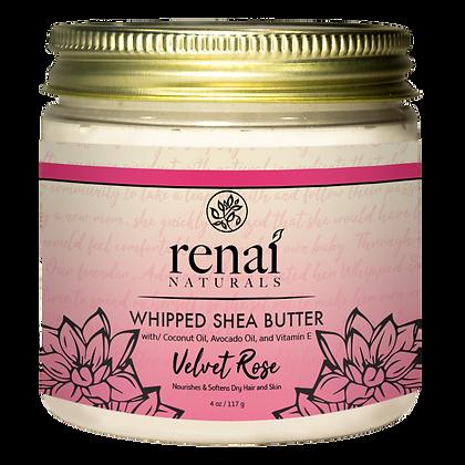 Velvet Rose Whipped Shea Butter