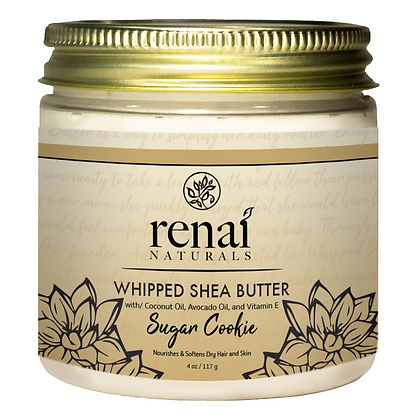 Sugar Cookie Whipped Shea Butter