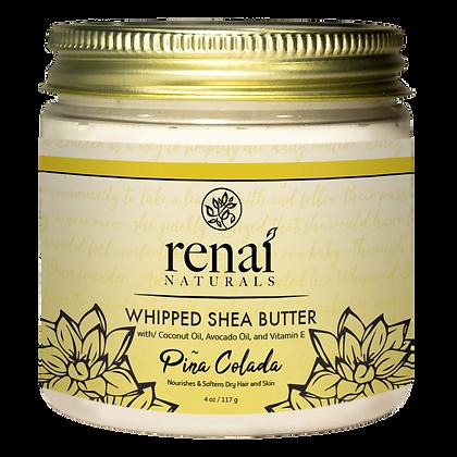 Piña Colada Whipped Shea Butter