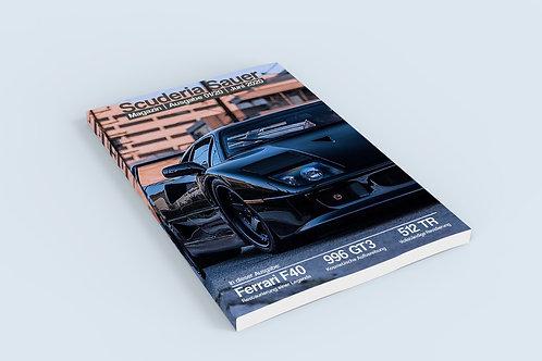Scuderia Sauer Magazin