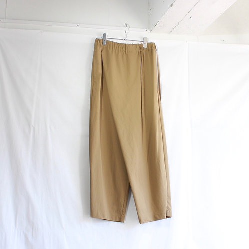 VOAAOV nylon warp pants