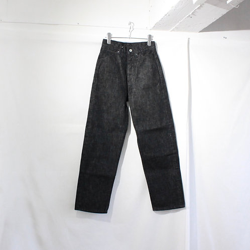 brassband standard denim pants black O.W
