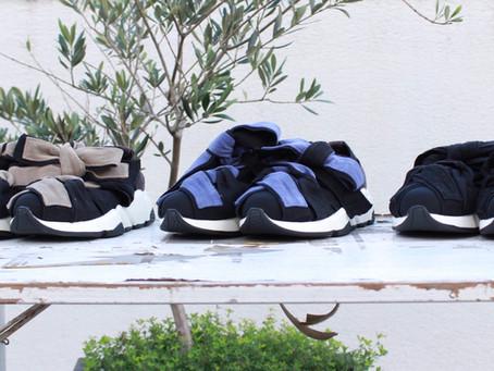 Rehasall ribbon sneaker order week