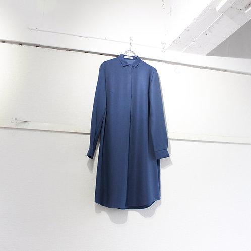 ohta blue shirt dress size.W1