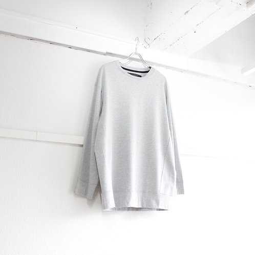 my beautiful landlet Dyed Knitted cutsew light gray