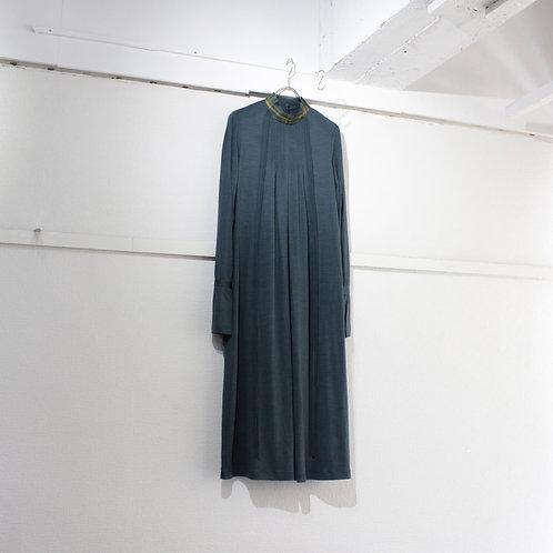 ohta green long dress size.W1