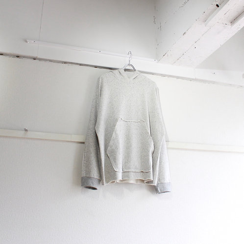 Edwina Horl -プロメテウス的羞恥- gray pullover foodie size.M