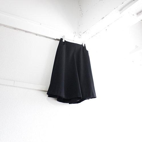 you ozeki flare harf pants black
