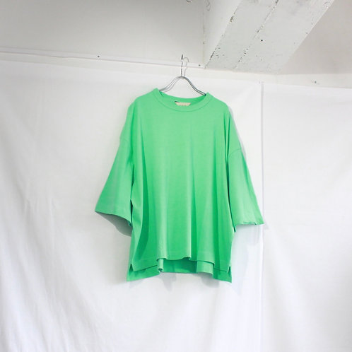"JieDa BIG T-SHIRT ""FRUIT OF THE LOOM""mint"