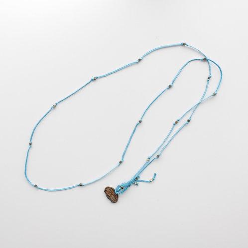 maitri 1line 2way necklace sax