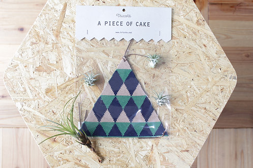 Tricote( トリコテ) A PEACE OF CAKE DIA
