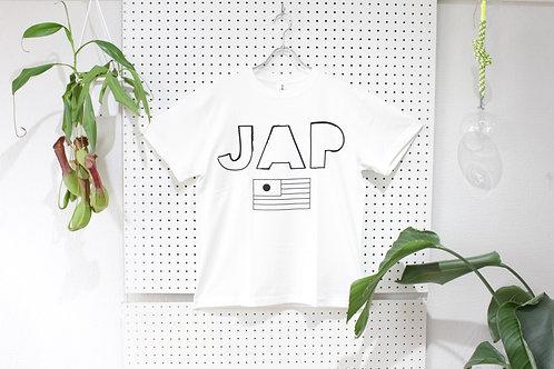 omiyage by pourton de moi  JAP white size.M