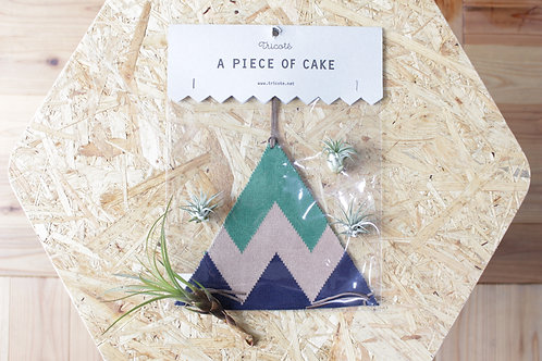 Tricote( トリコテ) A PEACE OF CAKE MOUNTAIN