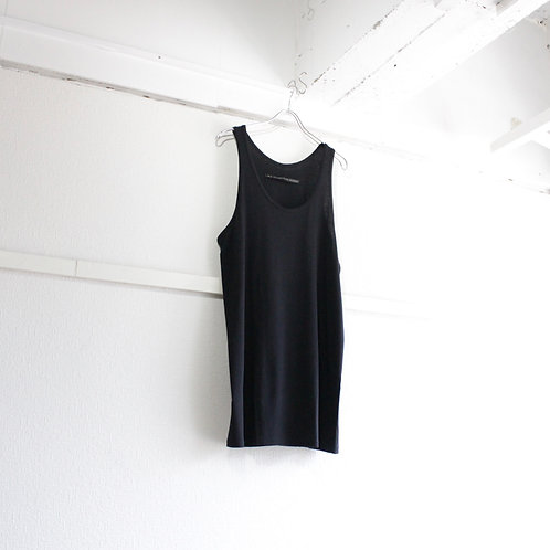 my beautiful landlet long tank top black