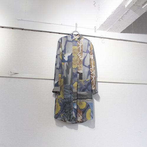 ohta yuki shirt dress size.W1