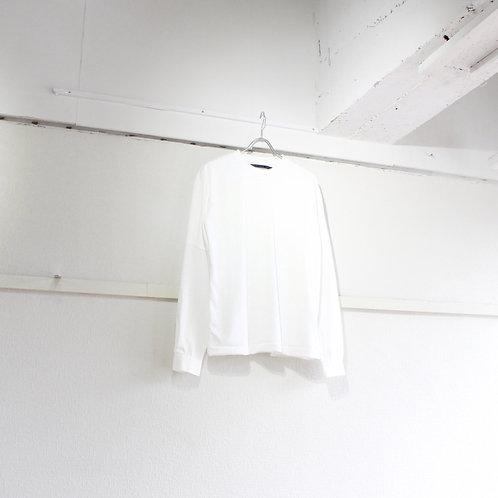 my beautiful landlet polyester shirt sleeve L/S e white size.0