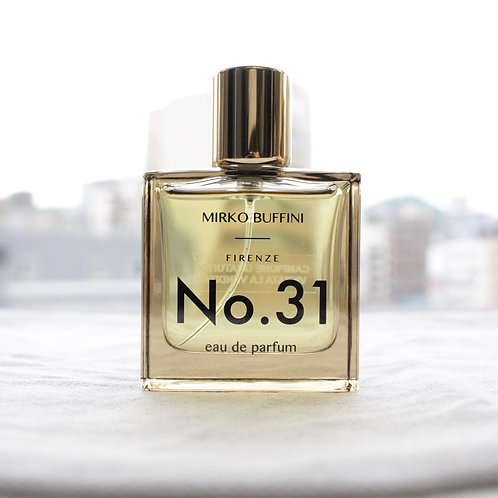 MIRKO BUFFINI NO.31 eau de parfum 30ml