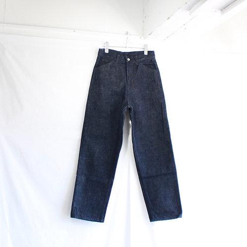 brassband standard denim pants indigo O.W