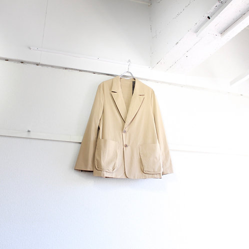VOAAOV -Pete- tailored jacket beige