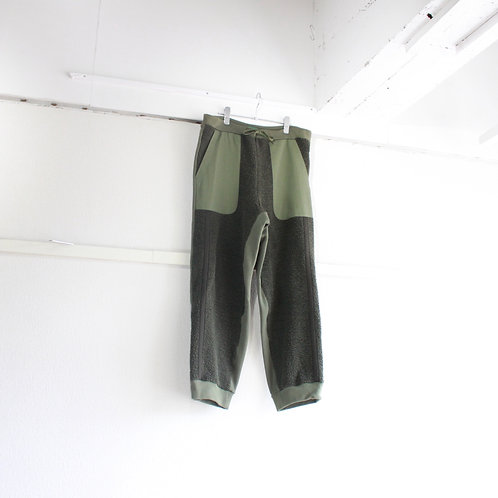 ohta khaki easy pants