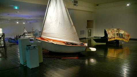 Installation view at Riddoch Art Gallery