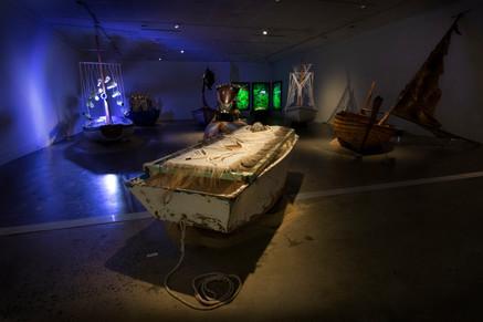 Installation view at Lismore Regional Gallery
