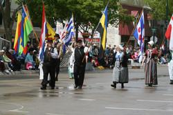 Dutch Flags