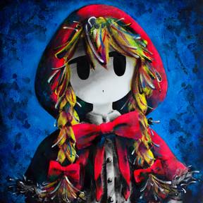 赤頭巾 / Little Red Riding Hood