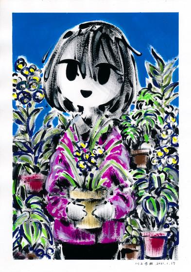 菜園 / Vegetable garden