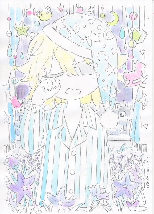 絵本 / Good Night