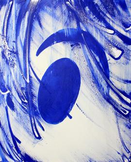 蒼の唄 / Blue song noil