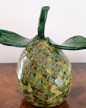 Ceramic Pear Ornament.png
