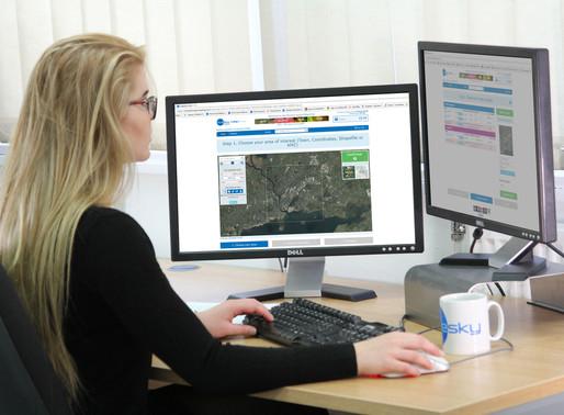 Bluesky Ireland Release New Online Geographic Data
