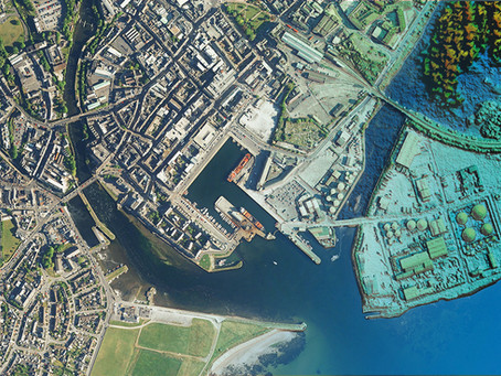 Bluesky Takes to the Air to Complete Aerial Mapping of Ireland