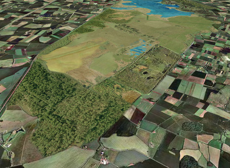 Bluesky Aerial Images Highlight Nature's Role in Tackling Climate Change